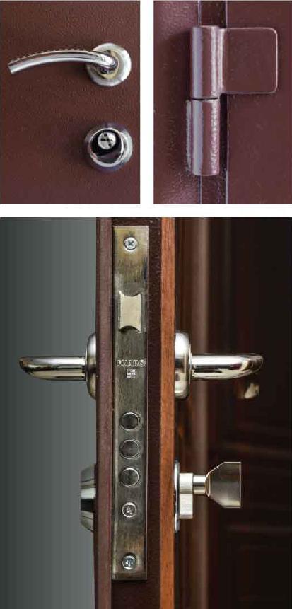 металлические входные двери 50 мм от завода