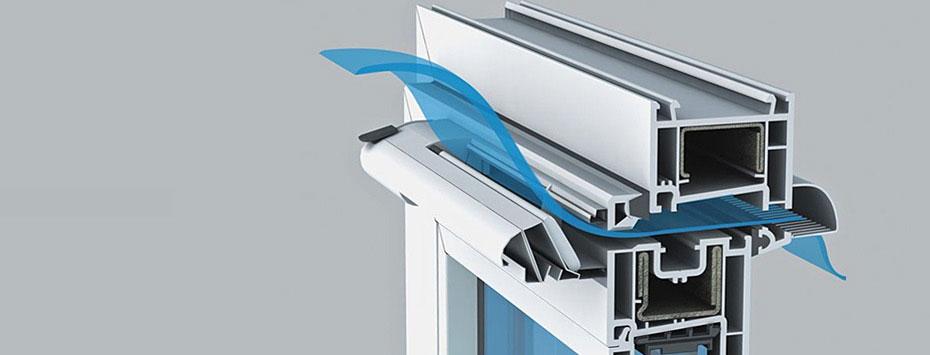 клапан климат-контроль окна запорожье