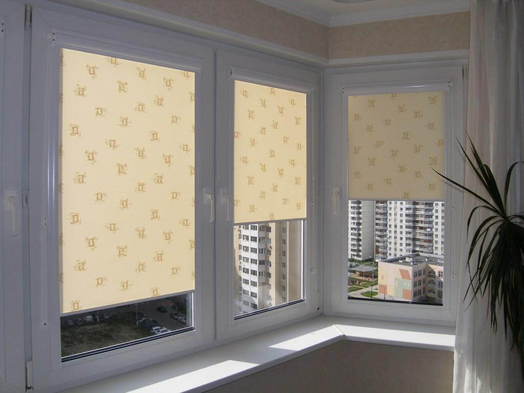 рулонные шторы запорожье - 1