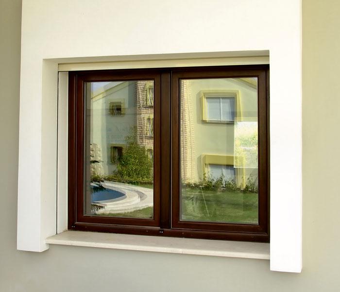 тонированные стекла на пластиковых окна Запорожье