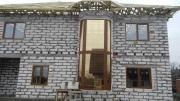 Остекление частного дома г.Запорожье