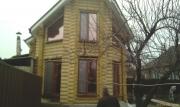 Окна WDS в с.Каневском в деревянном срубе-3