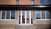 Скління фасаду котедж Новоолександрівка - 4
