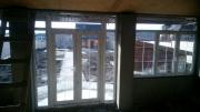 Скління фасаду котедж Новоолександрівка - 7