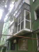 балкон Карла Маркса Дніпропетровськ-10