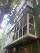балкон Карла Маркса Днепропетровск-8