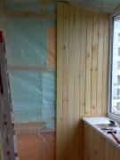 балкон обшивают деревянной вагонкой-5_thumb