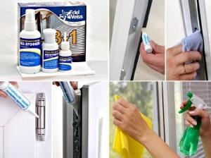 Догляд за пластиковими вікнами в Запоріжжі