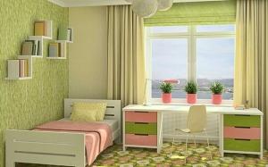 Пластикові вікна для дитячої кімнати