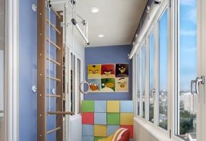 Под какое помещение использовать балкон в Запорожье