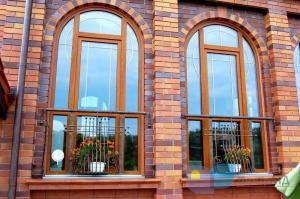 Сучасний дизайн пластикових вікон