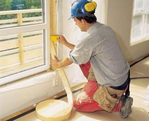 Чим краще закрити монтажний шов на нещодавно встановлених пластикових вікнах
