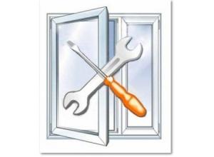 Ремонт и регулировка пластиковых окон в Запорожье